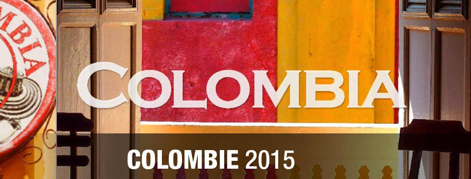 Convention 2015 en Colombie