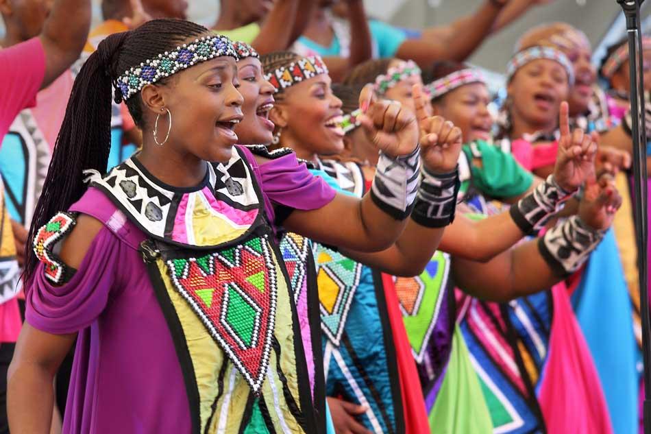 Convention 2016 en Afrique du Sud